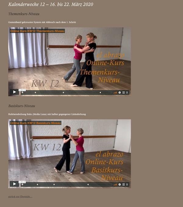 screenshot online videos mobil