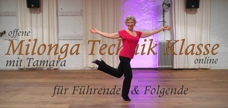 tangostudio elabrazo 2020 03 Tamaras Milonga Technik Klasse Titel 1440 21 10